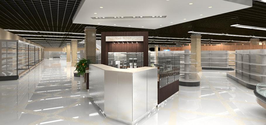 TAG HEUER Дизайн офиса: интерьеры, материалы, мебель
