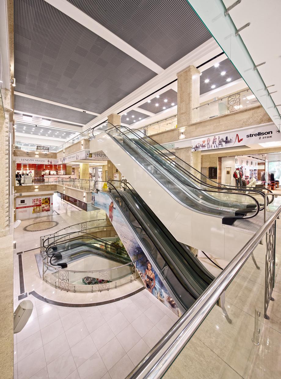 Дизайн торгового центра в екатеринбурге